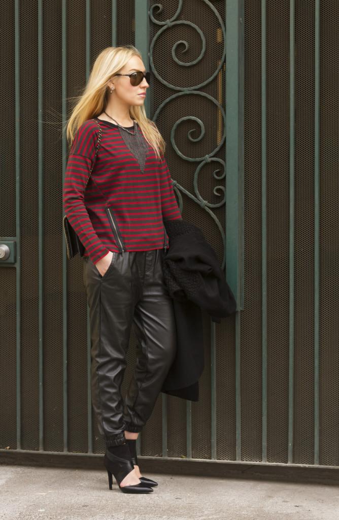 LA street style fashion
