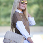 mirror aviator sunglasses,chanel bag,beige bag,beige and white,beige and gold
