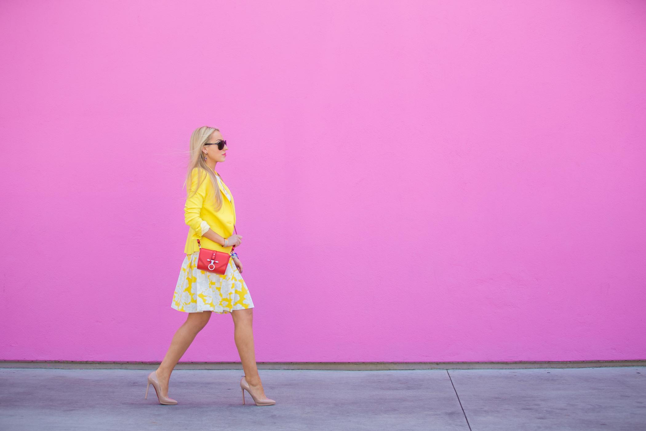 yellow blazer,zara jacket,pastel outfit