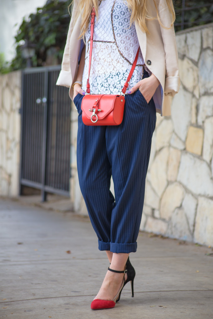 zara shoes,givenchy red obsedia,H&M pants