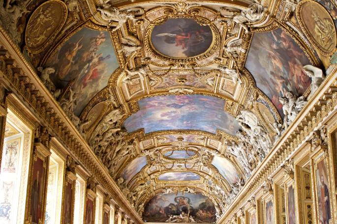 Beautiful Louvre,Louvre Paris