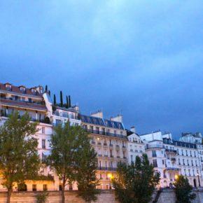 Paris at dawn,summer vacation in Paris,my paris trip