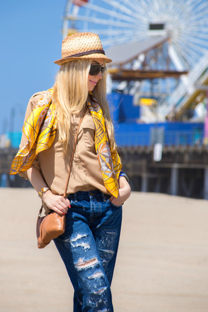 beach outfit,california street style,california blogger,LA style blogger