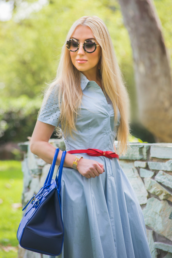 sonia by sonia rykiel dress,ralph lauren ricky bag,miu miu sunglasses,sonia by sonia rykiel lips,red bow belt,bows and kisses