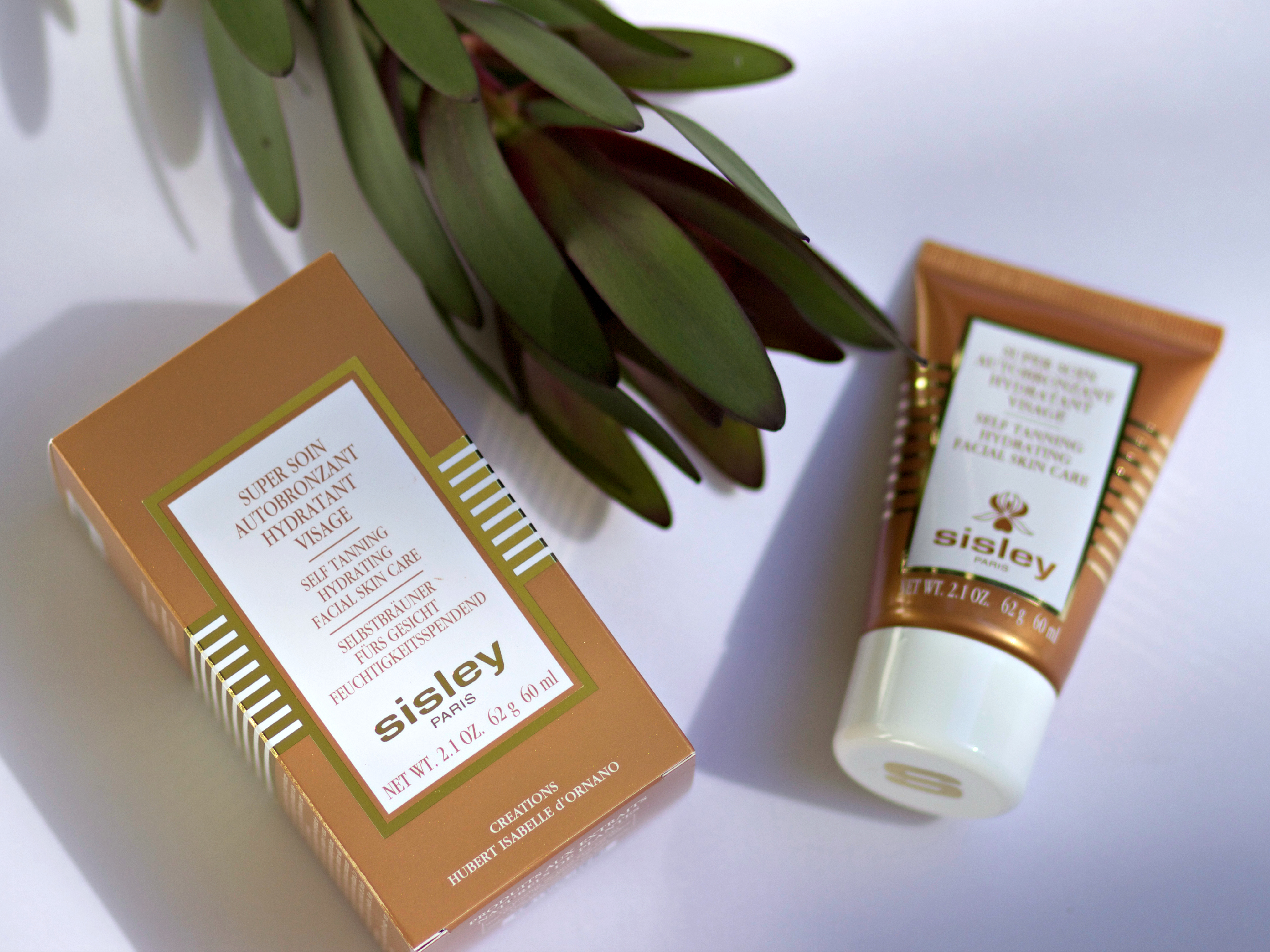 Sisley Self Tanning Skin Care