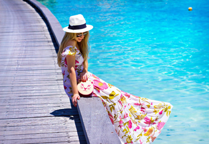 Maldives Islands,Lost in Paradise, Charlotte Olympia Raffia Pussycat Bag,travel,adventure,wanderlust,colors of maldives