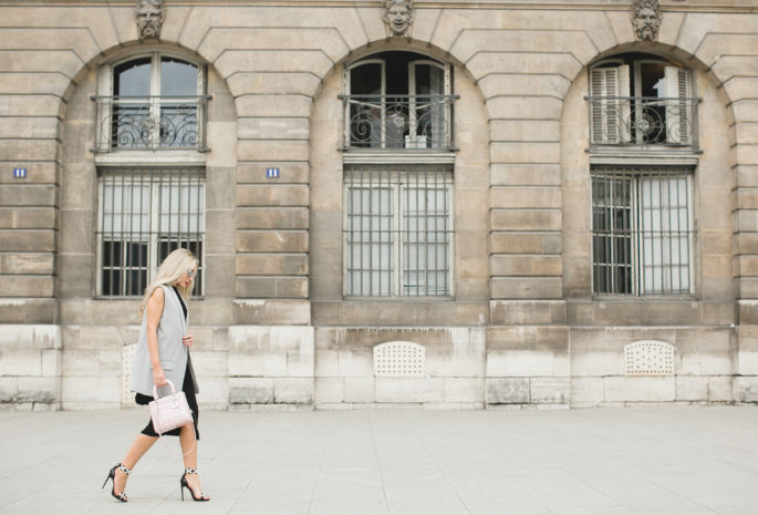 Pink Lady Dior Bag,Paris Fashion Photoshoot,DIOR SO REAL SILVER,Paris Street Style,Paris Summer Street Style,Alaia and Dior Outfit,Paris Urban style,Dior Bag outfit,Dior So real sunglasses,Alaia black and white sandals,Alaia Sandals,How to style a vest,How to wear Black and Grey,Laviedupapillon,Lady Dior Bag,paris summer fashion shoot,Vest Outfit,Rag and Bone Vest,Rag&Bone Vest,Place Vendôme
