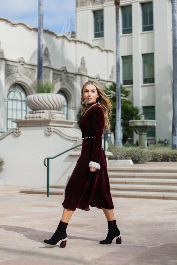 christmas-outfit-idea,philosophy-di-lorenzo-serafini-velvet-dress,dries-van-noten-pearl-boots,dries-van-noten-boots,philosophy-di-lorenzo-serafini-pearl-dress,philosophy-di-lorenzo-serafini-velvet-pearl-dress,what-to-wear-on-christmas,velvet-dress,velvet-trend-2016,hermes-kelly,lace-sleeves,how-to-wear-a-choker,choker-necklace,velvet-dress-outfit,what-to-wear-for-holidays-2016
